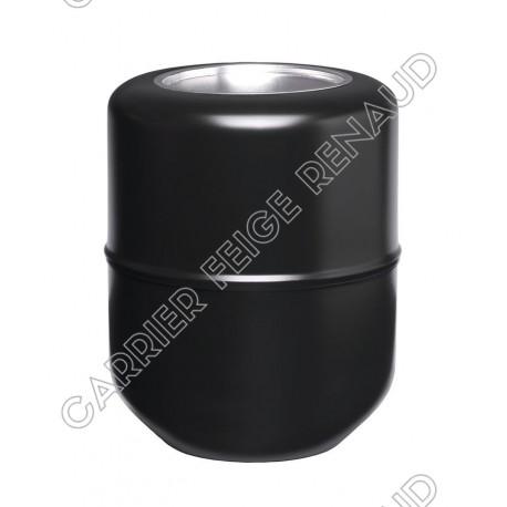 Cendrier Noir Pour Urne