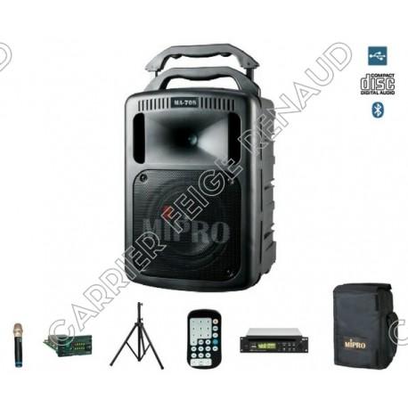 Kit Trust MA708PAD 190 W