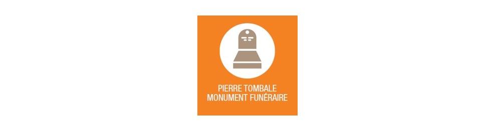 Pierre Tombale Monument Funéraire